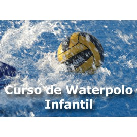 Children water polo course