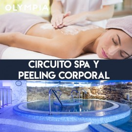 Body Peeling + Spa