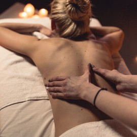 Masaje Relax  85 minutos con aceite de esencias