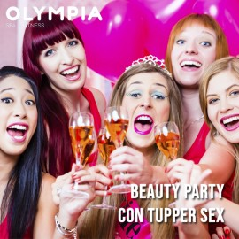 Beauty Party con Tupper Sex