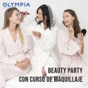 Beauty Party with Make up Lessons - bachelorette party