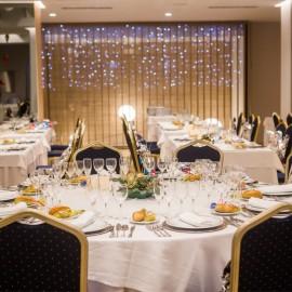 Cena de Nochevieja con Cotillón y Hotel
