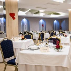 Cena Buffet Libre de San Valentín con Hotel - 15 de Febrero