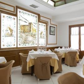 Valentine's Dinner in Ronda Hotel