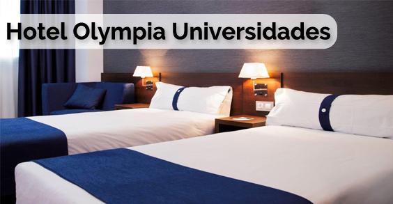 Olympia Hotel Universidades