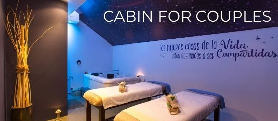 Spa and massages for 2